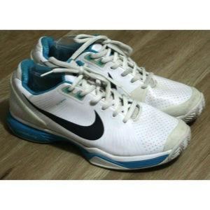 Nike Mens Lunarlite Vapor Tour White Sneakers 10